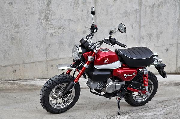 原付二種 125cc MT マニュアル セカンドバイク 1