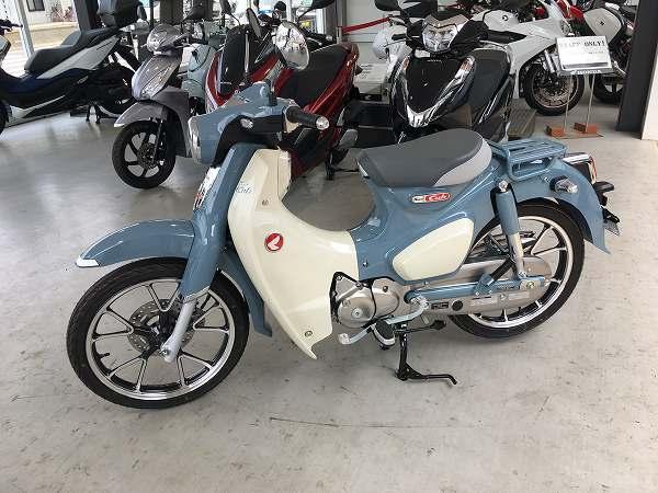 125cc MT 原付二種 おすすめ バイク一覧 C125 スーパーカブ R