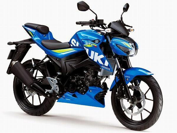 GSX-S125 GSX-R125 125cc 原付二種 1