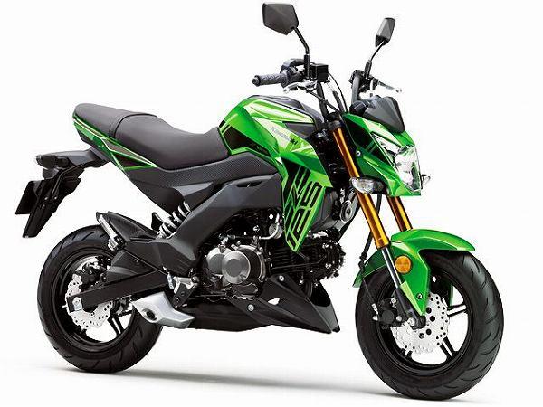Z125 PRO 125cc 原付二種 1