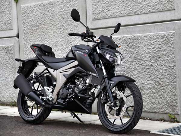 GSX-S125 GSX-R125 125cc 原付二種 2