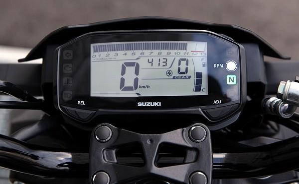 GSX-S125 GSX-R125 125cc 原付二種 6