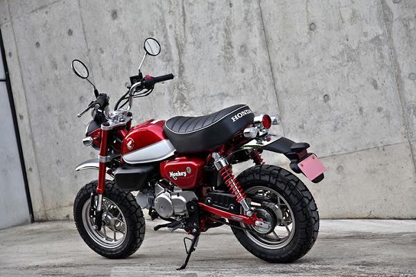 モンキー125 Monkey125 125cc 原付二種 4