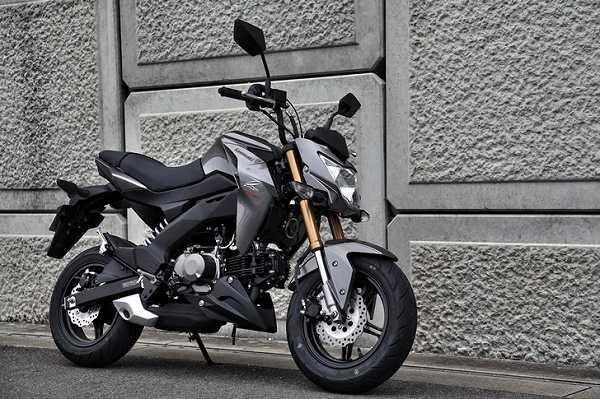 Z125 PRO 125cc 原付二種 5