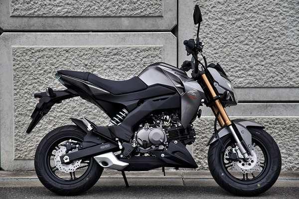 Z125 PRO 125cc 原付二種 6