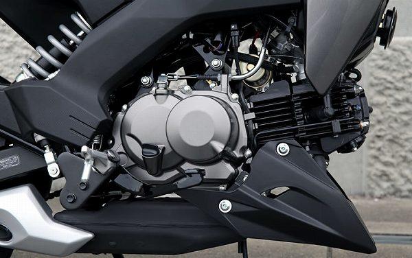 Z125 PRO 125cc 原付二種 7