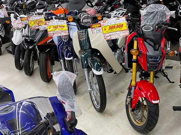 125cc 原付二種 バイク スクーター 免許 1
