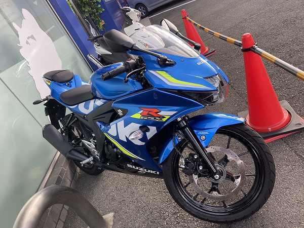 125cc 原付二種 バイク スクーター 免許 15