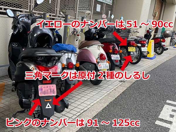125cc 原付二種 バイク スクーター 免許 4