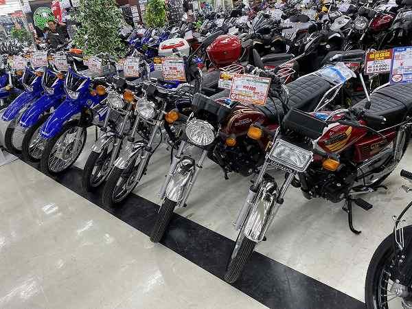 125cc 原付二種 バイク スクーター 免許 18
