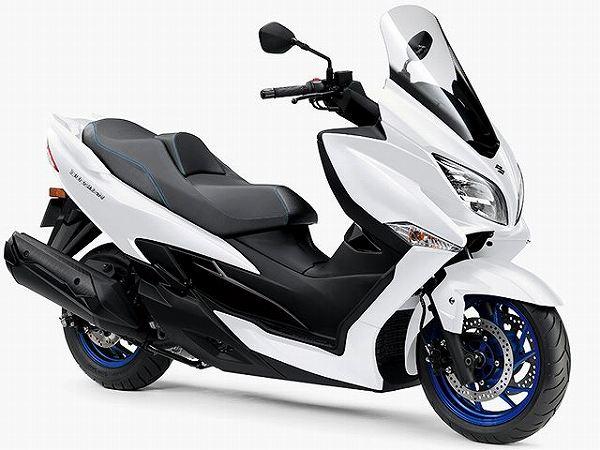 400cc 新車 一覧 2021 9 バーグマン400