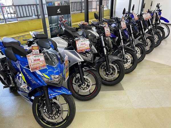 バイク館 バイカーズステーション SOX ソックス 2りんかん バイク買取 3