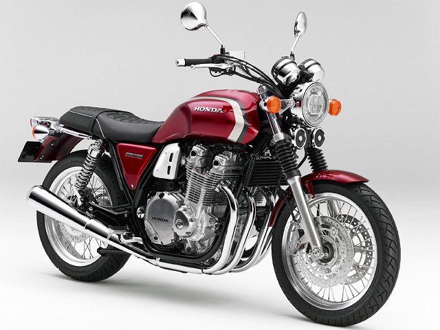 大型バイク 大排気量 大型免許 限定解除 新車 一覧 2021 CB1100EX・RS 8