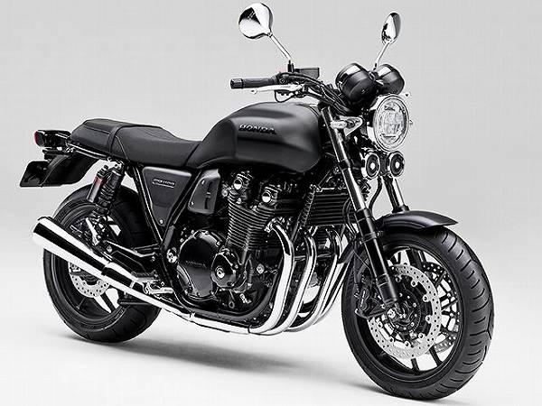 大型バイク 大排気量 大型免許 限定解除 新車 一覧 2021 CB1100EX・RS 9