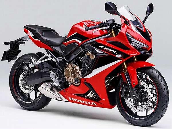 大型バイク 大排気量 大型免許 限定解除 新車 一覧 2021 CBR650R 19