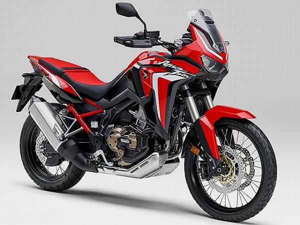 大型バイク 大排気量 大型免許 限定解除 新車 一覧 2021 CRF1100L AfricaTwin 10
