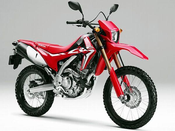 CRF250L 250cc 150cc 155cc 新車 一覧 2020 9