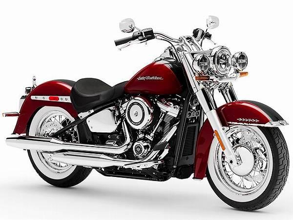 大型バイク ハーレー ハーレーダビッドソン Harley davidson 新車 一覧 2020 DELUXE