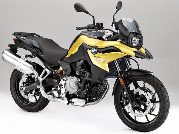 大型バイク 大排気量 大型免許 限定解除 新車 一覧 2020 BMW F 750 GS