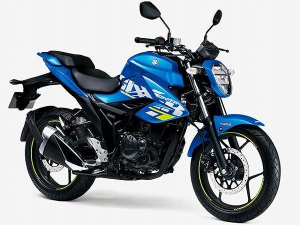 GIXXER ジクサー150 250cc 150cc 155cc 新車 一覧 2020 27