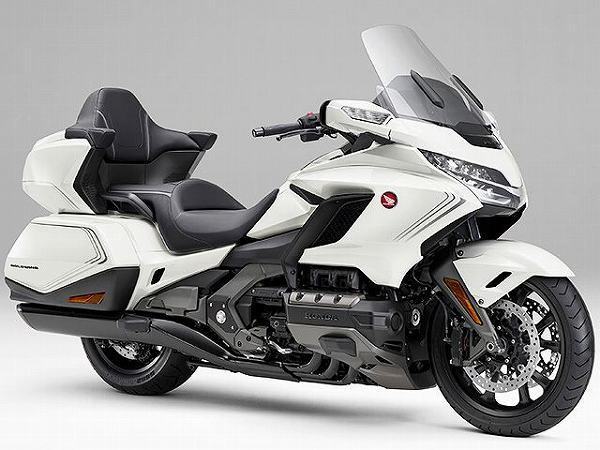 大型バイク 大排気量 大型免許 限定解除 新車 一覧 2021 Gold Wing Tour 4