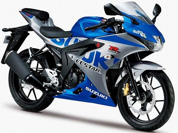 原付二種 125cc MT マニュアル セカンドバイク スズキ GSX-R125