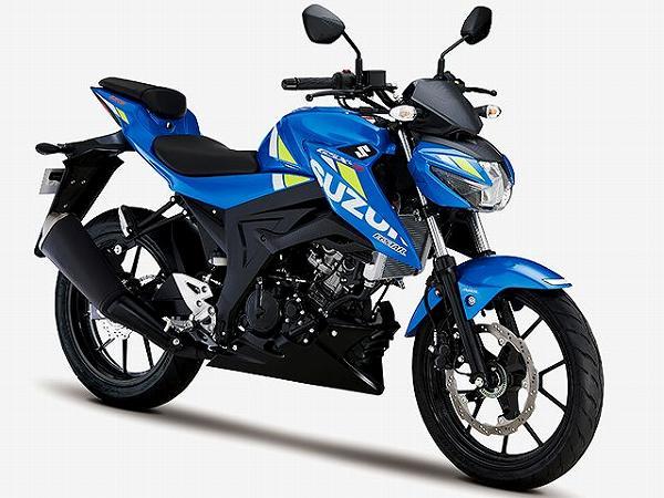 原付二種 125cc MT マニュアル セカンドバイク GSX-S125