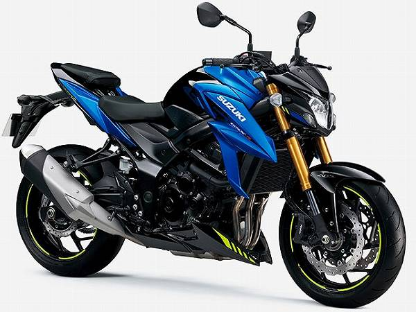大型バイク 大排気量 大型免許 限定解除 新車 一覧 2021 GSX-S750 37