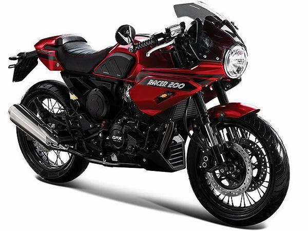 GPX Gentleman RACER 200 250cc 150cc 155cc 新車 一覧 2020 41