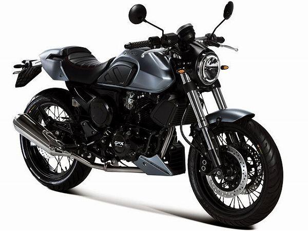 GPX Gentleman 200 250cc 150cc 155cc 新車 一覧 2020 40
