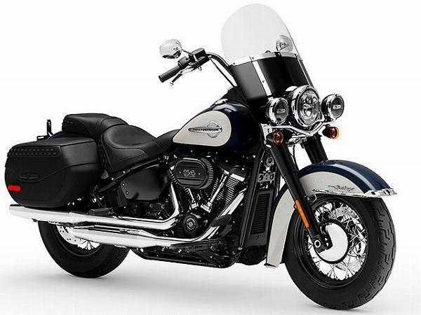 大型バイク ハーレー ハーレーダビッドソン Harley davidson 新車 一覧 2020 HERITAGE CLASSIC 114