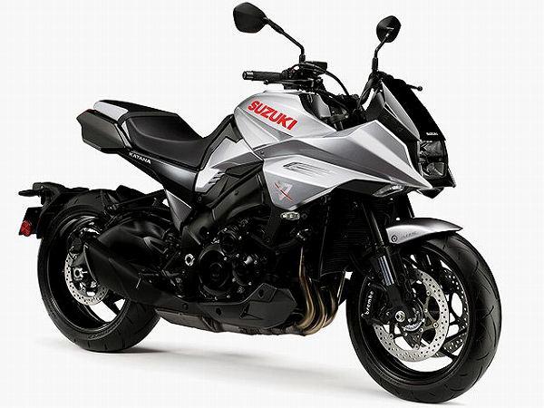 大型バイク 大排気量 大型免許 限定解除 新車 一覧 2021 KATANA 32
