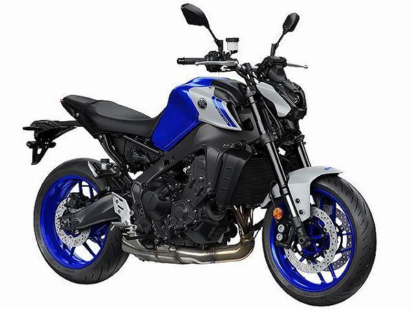 大型バイク 大排気量 大型免許 限定解除 新車 一覧 2021 MT-09/SP 24