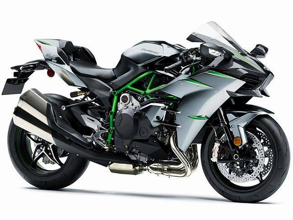 大型バイク 大排気量 大型免許 限定解除 新車 一覧 2021 Ninja H2 CARBON 42