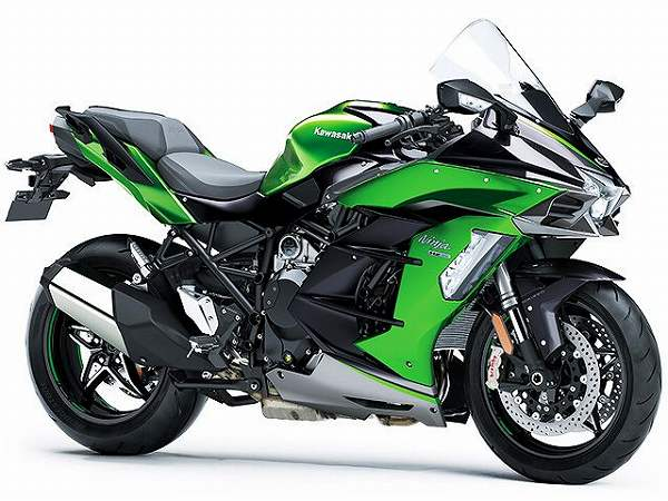 大型バイク 大排気量 大型免許 限定解除 新車 一覧 2021 Ninja H2 SX SE/+ 43