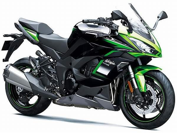 大型バイク 大排気量 大型免許 限定解除 新車 一覧 2021 Ninja 1000SX 46