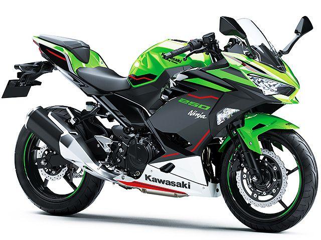 Ninja250 250cc 150cc 155cc 新車 一覧 2020 30