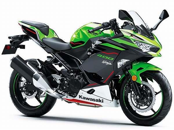 400cc 新車 一覧 2021 10 Ninja400