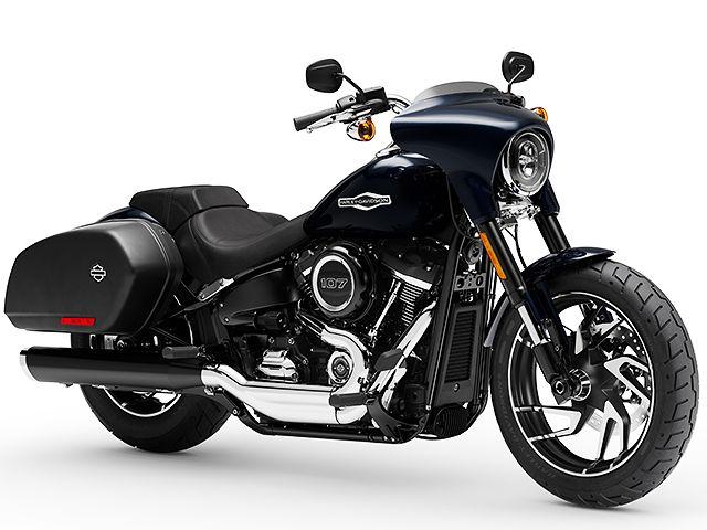 大型バイク ハーレー ハーレーダビッドソン Harley davidson 新車 一覧 2020 SPORT GLIDE