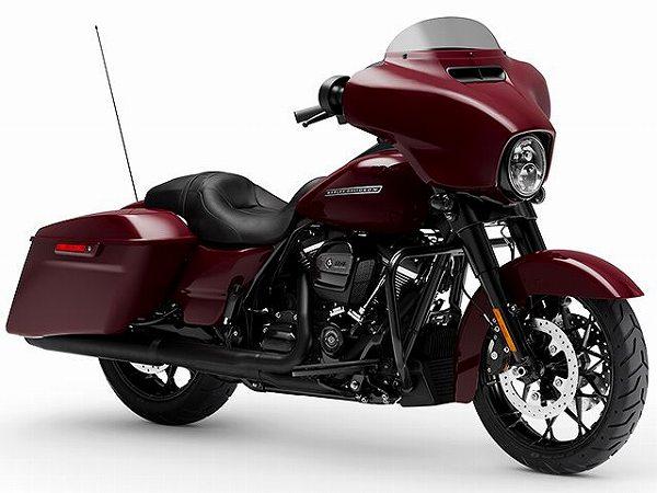 大型バイク ハーレー ハーレーダビッドソン Harley davidson 新車 一覧 2020 STREET GLIDE SPECIAL