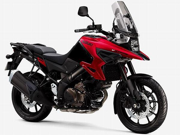 大型バイク 大排気量 大型免許 限定解除 新車 一覧 2021 Vストローム1050