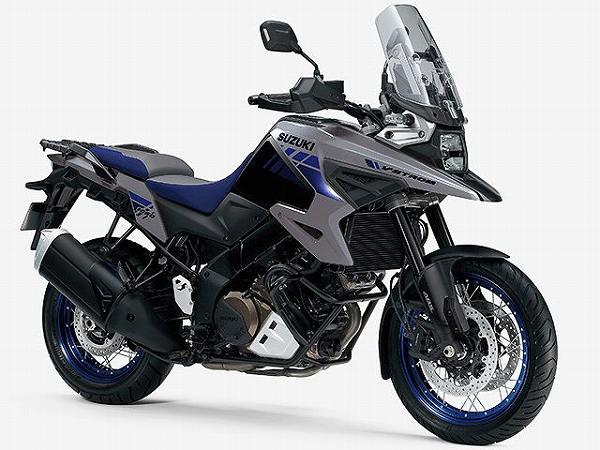 大型バイク 大排気量 大型免許 限定解除 新車 一覧 2021 Vストローム1050XT 36