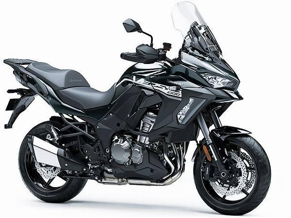 大型バイク 大排気量 大型免許 限定解除 新車 一覧 2021 VERSYS 1000 SE 45