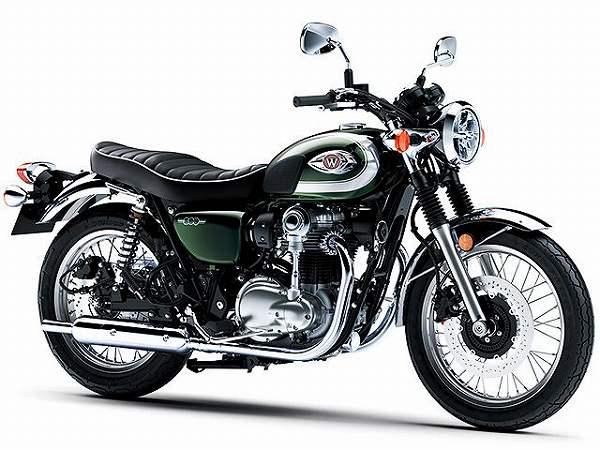 大型バイク 大排気量 大型免許 限定解除 新車 一覧 2021 W800/STREET/CAFE 50
