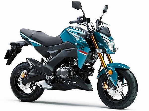 原付二種 125cc MT マニュアル セカンドバイク Z125PRO