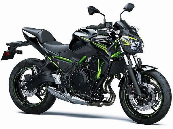 大型バイク 大排気量 大型免許 限定解除 新車 一覧 2021 Z650 53