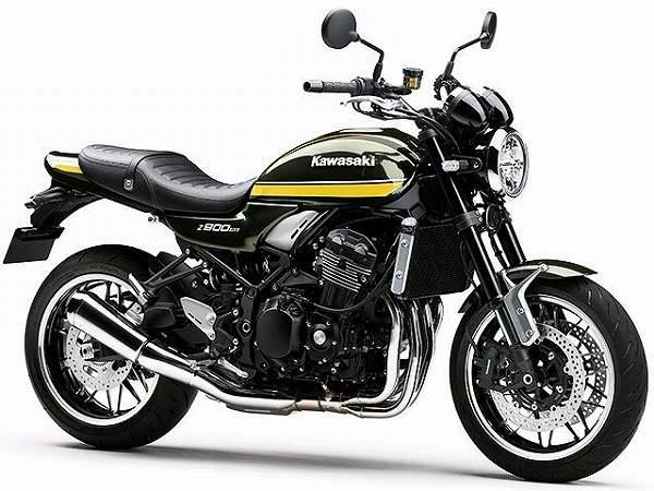 大型バイク 大排気量 大型免許 限定解除 新車 一覧 2021 Z900RS/CAFE 48