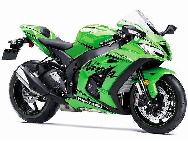 大型バイク 大排気量 大型免許 限定解除 新車 一覧 2021 Ninja ZX-10R/SE/RR 44
