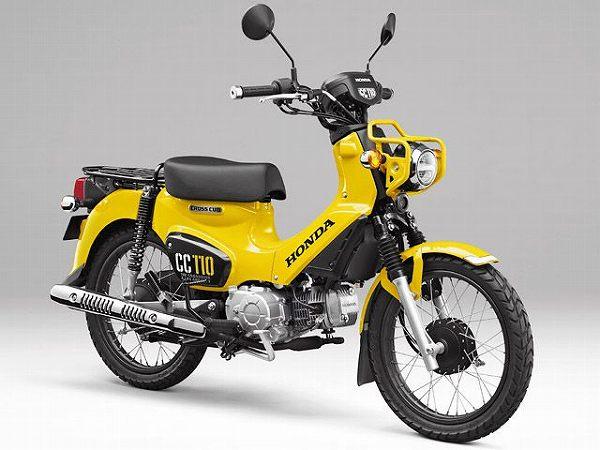 原付二種 125cc MT マニュアル セカンドバイク ホンダ クロスカブ110