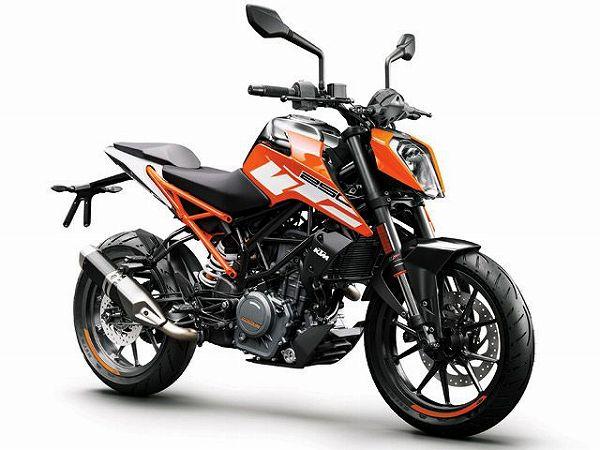 KTM DUKE250 250cc 150cc 155cc 新車 一覧 2020 35